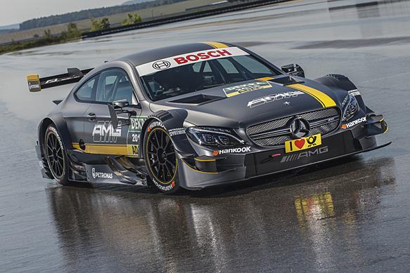 Mercedes DTM 2016 Challenger