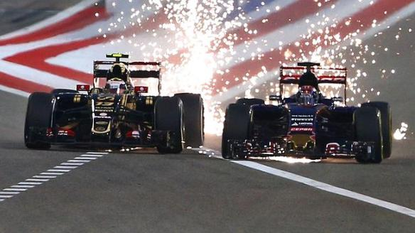 F1 2016 Calendar