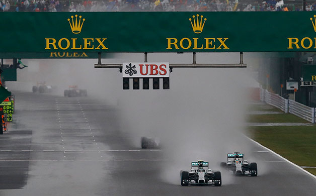 F1 2014 at Suzuka