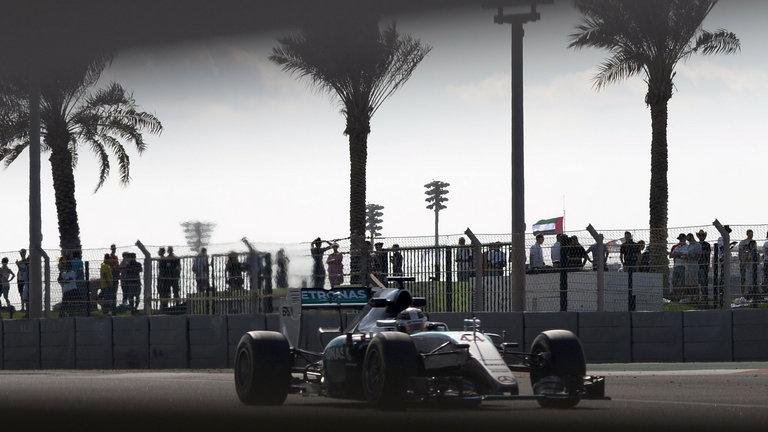 Abu Dhabi GP Formula One