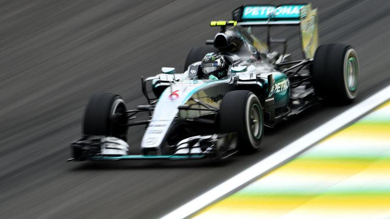 Brazil GP Practice