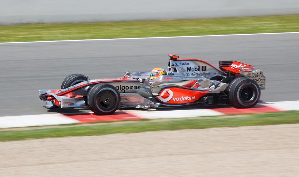 McLaren 2008 F1