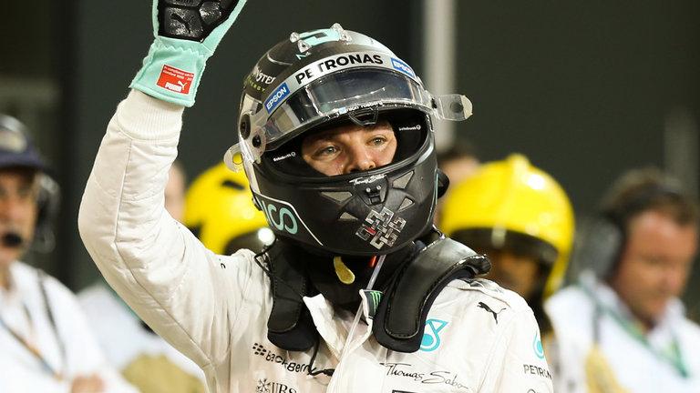 Abu Dhabi Grand Prix Rosberg