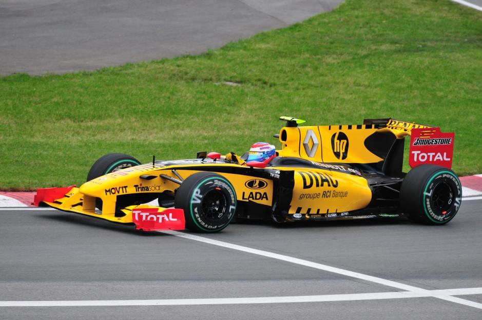 Renault F1 2010