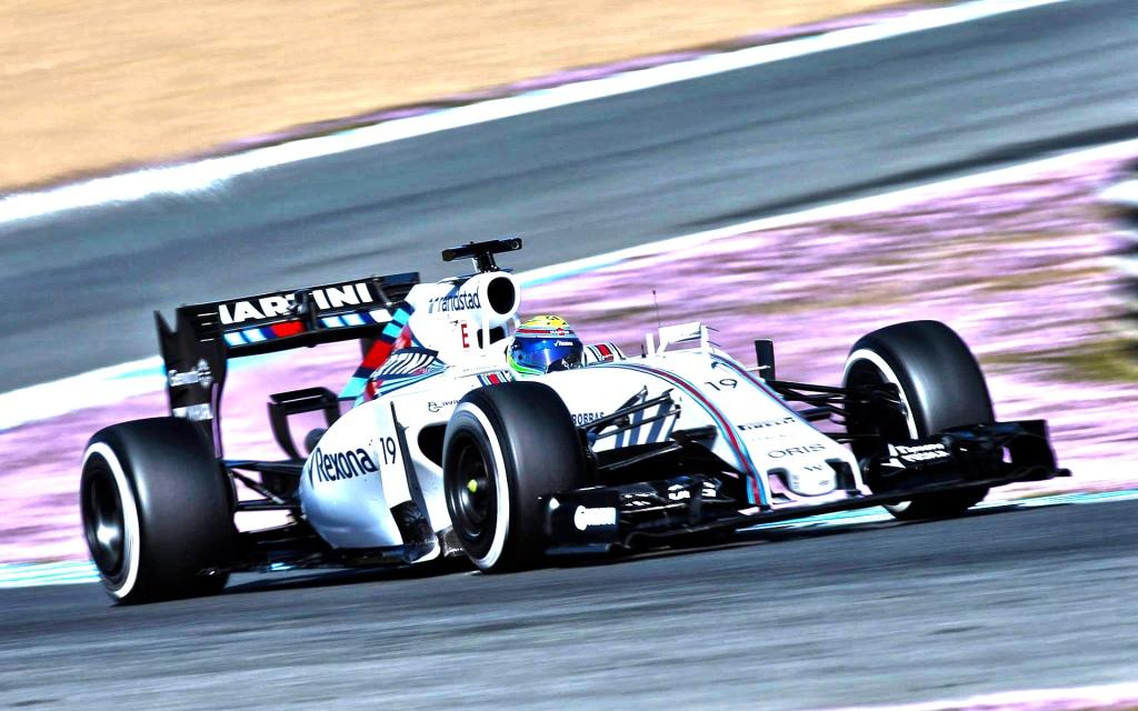 Williams F1 2015