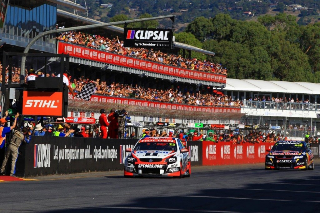 Clipsal 500 V8 Supercars 2016