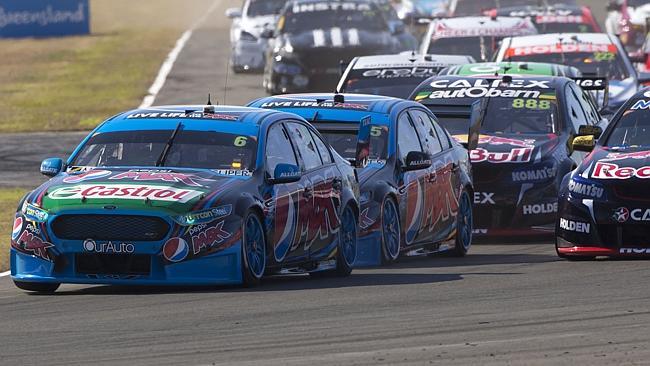 V8 Supercars Sydney