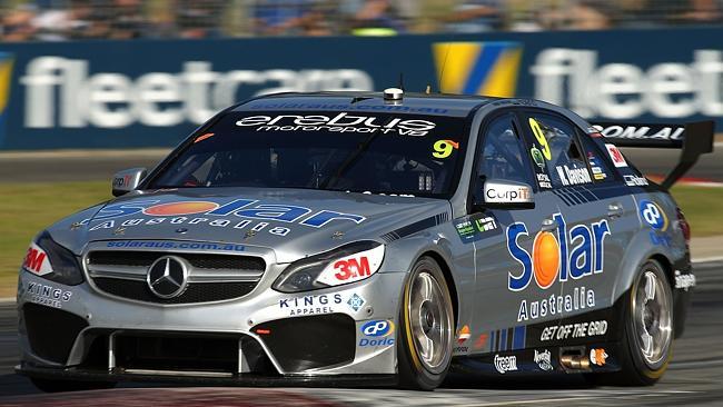 Erebus V8 Supercars Perth
