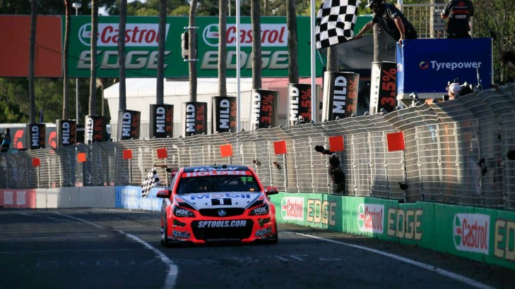 V8 Supercars Gold Coast 600