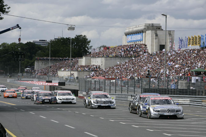Norisring DTM motorsport best race circuits in the world