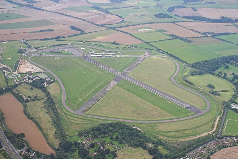 Thruxton BTCC Motorsport