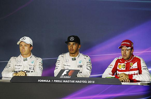 F1 Motorsport Sebastian Vettel