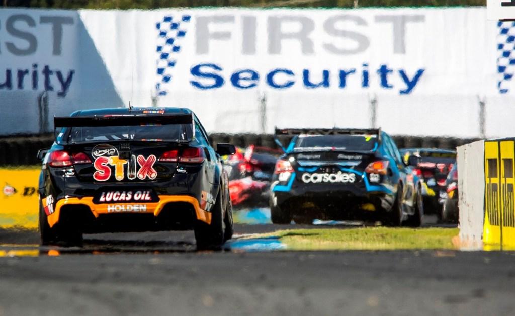 Van Gisbergen Triple Eight V8SC 2016 preview prediction