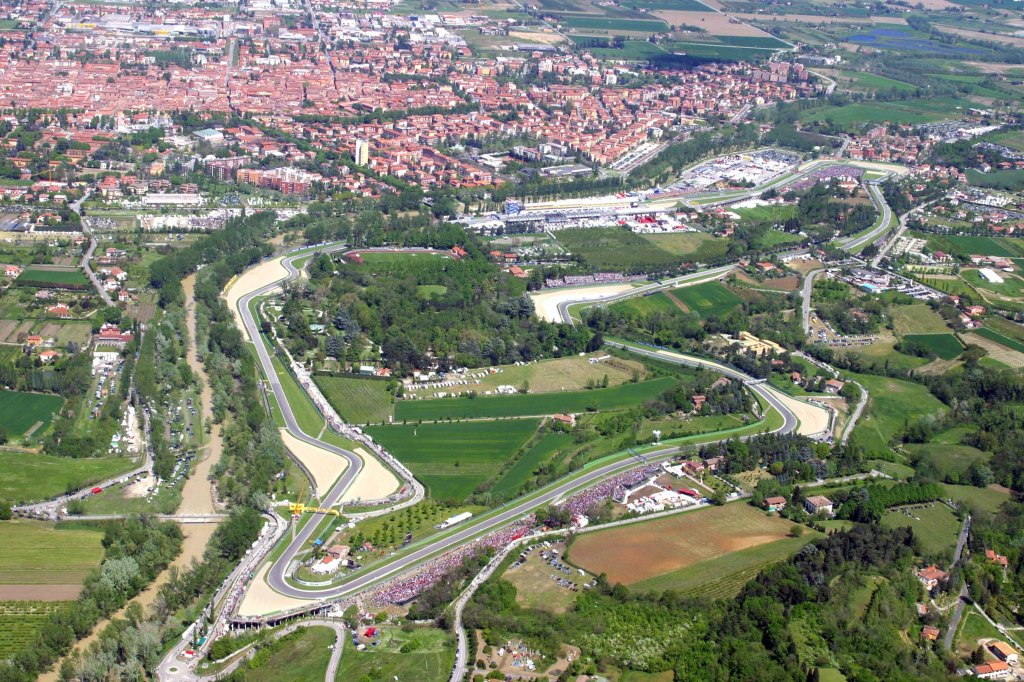Imola, best race circuits in the world