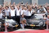 Pascal Wehrlein DTM Manor 2016