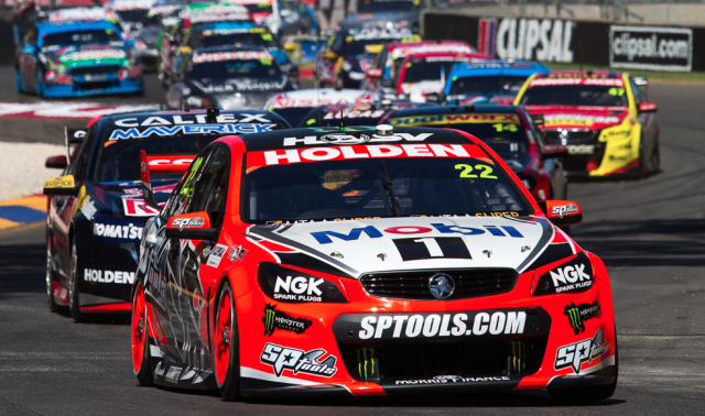 HRT 2016 preview, Holden Racing Team