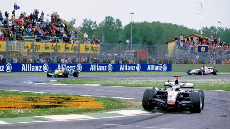 motorsport blog, alex dodds motorsport, kimi raikkonen mclaren san marino grand prix