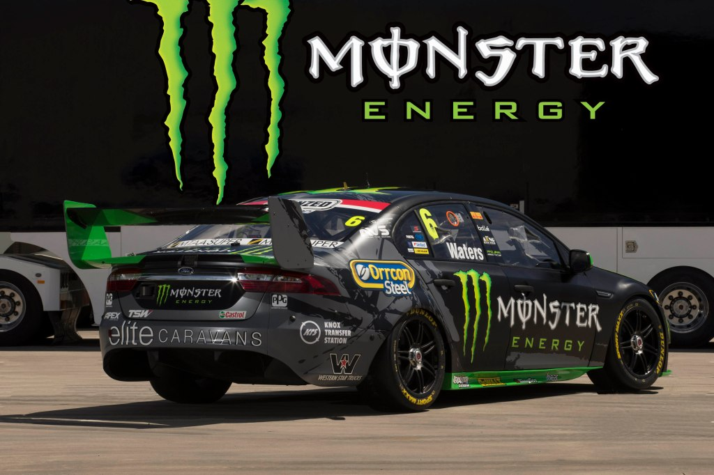 Cam Waters 2016 v8 supercars