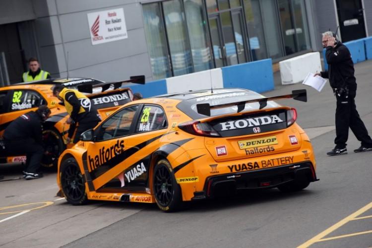 honda 2016 btcc, halfords 2016, motorsport blog, btcc blog