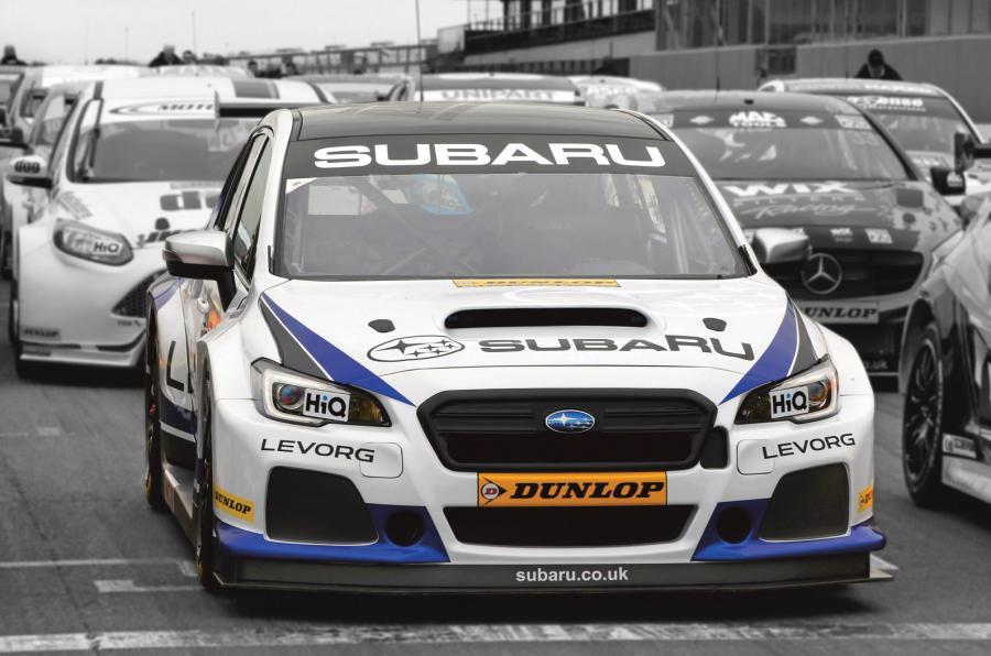 btcc subaru 2016, btcc 2016 preview, motorsport blog