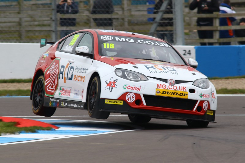 motorsport blog, mg btcc 2016, btcc blog