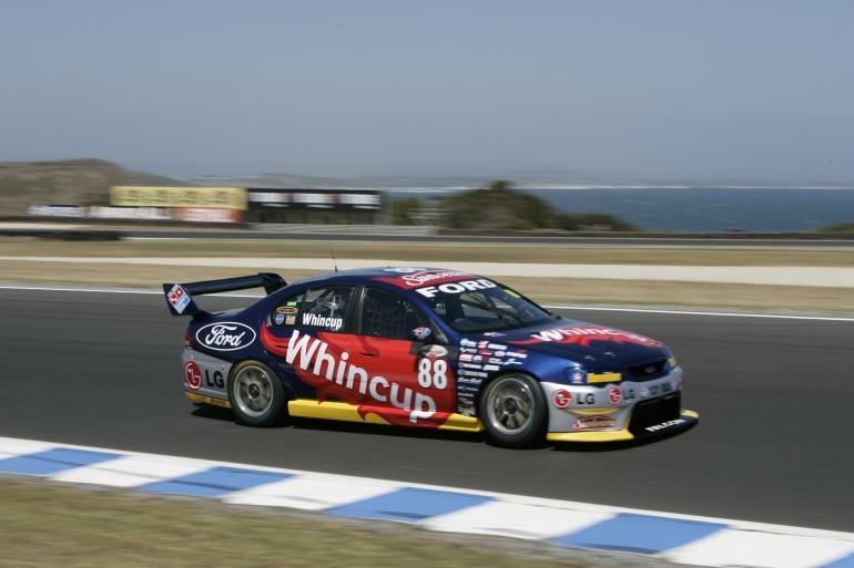 whincup 2006, v8sc blog, motorsport blog,
