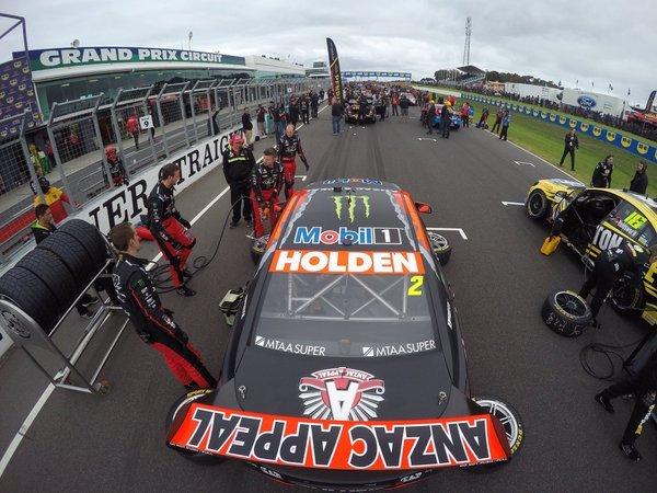 motorsport blog, alex dodds motorsport, v8 supercars blog, hrt philip island 2016