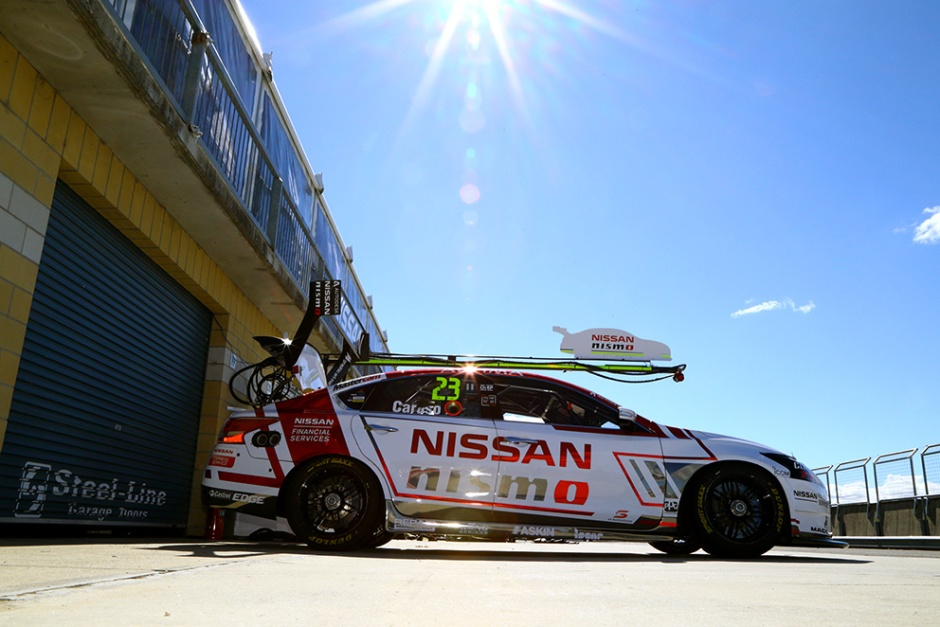 motorsport blog, nissan v8 supercars, alex dodds motorsport, v8 supercars race review