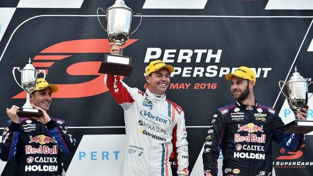 lowndes perth 2016, motorsport blog, alex dodds motorsport, v8 supercars 2016