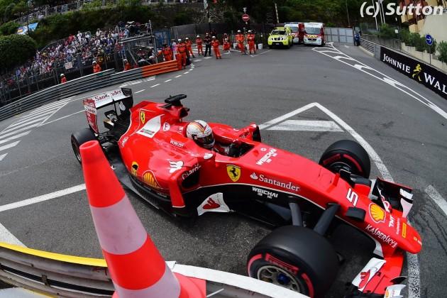 monaco grand prix vettel, alex dodds motorsport, f1 blog, motorsport blog