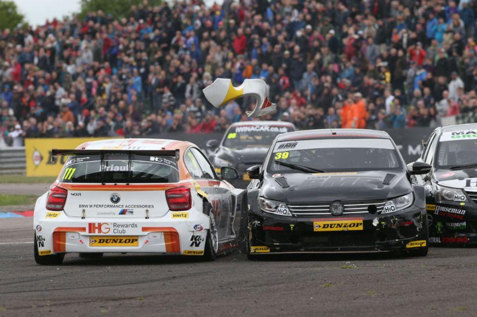 BTCC thruxton, btcc blog, motorsport blog, alex dodds motorsport