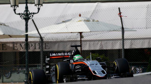 force india monaco grand prix, motorsport blog, f1 blog, alex dodds motorsport