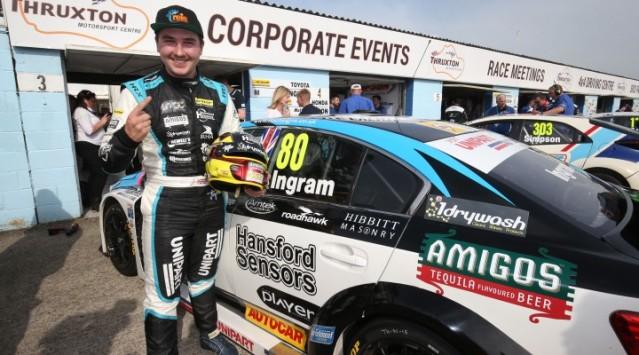 tom ingram btcc, motorsport blog, btcc blog, alex dodds motorsport
