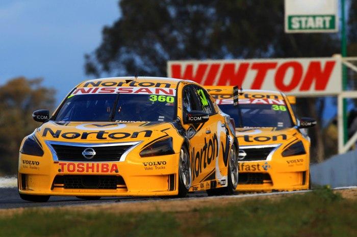 norton hornets, motorsport blog, supercars blog, alex dodds motorsport