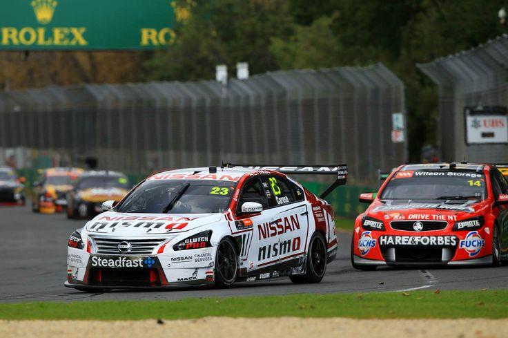 nissan vasc, virgin australia supercars championship, motorsport blog, alex dodds motorsport