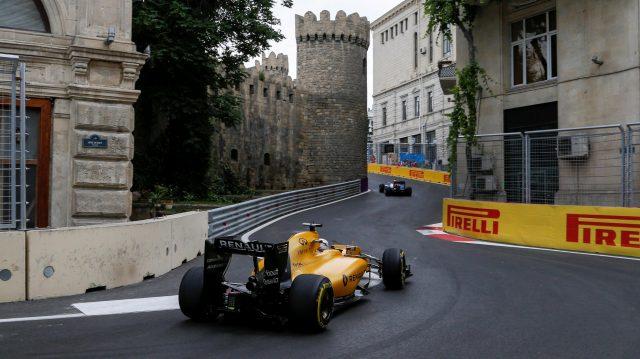 baku circuit, renault baku, motorsport blog, f1 blog, alex dodds motorsport