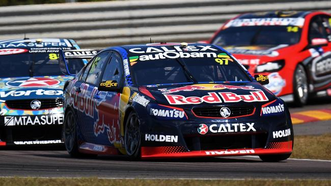 shane van gisbergen, motorsport blog, hidden valley raceway
