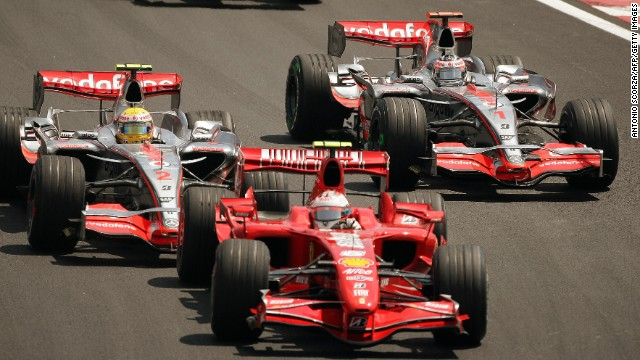 raikkonen 2007, f1 blog, motorsport blog, ferrari f1, alex dodds motorsport