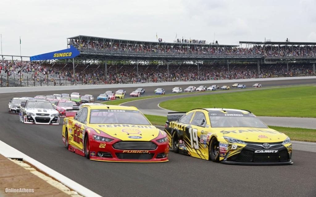 2015 brickyard 400, nascar blog, motorsport blog, alex dodds motorsport