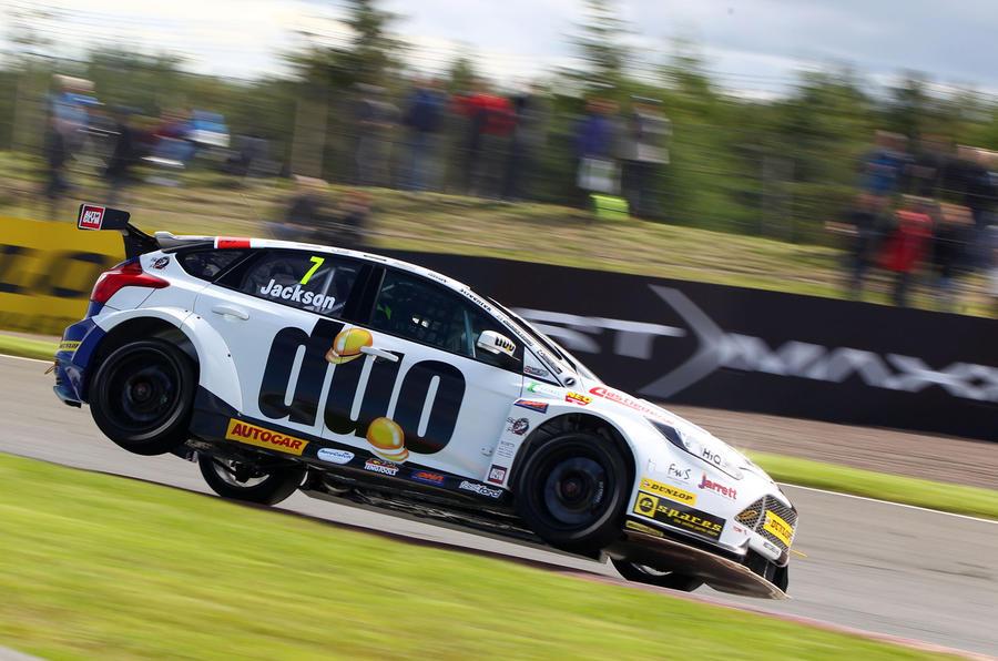 jackson btcc, motorsport blog, btcc blog, alex dodds motorsport