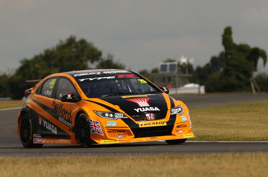 motorsport blog, btcc, btcc blog, matt neal snetterton, alex dodds motorsport