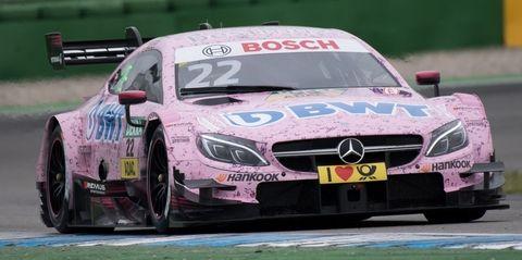 mercedes dtm, motorsport blog, thehairpincorner, alex dodds motorsport