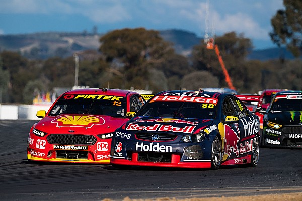 2017 va supercars, thehairpincorner, motorsport blog, alex dodds motorsport