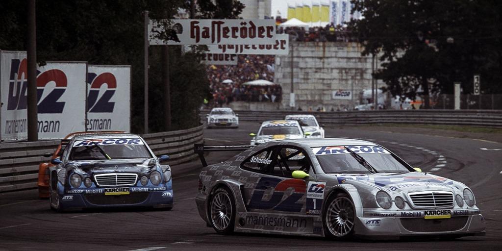 Bernd Schneider, motorsport blog, thehairpincorner, dtm blog, dtm history