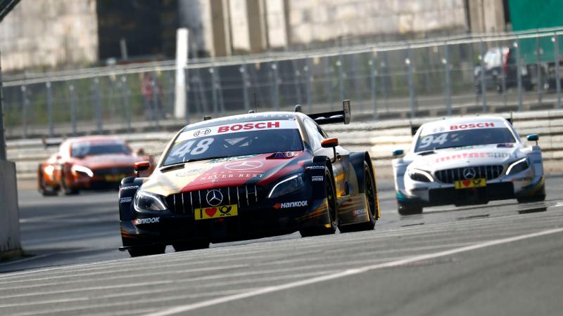 thehairpincorner dtm, dtm blog, edoardo mortara norisring 2018, motorsport blog