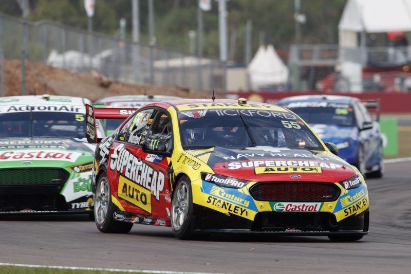 tickford racing darwin 2018, chaz mostert 2018, motorsport blog, thehairpinconer, the hairpin corner, vasc, supercars blog, vasc blog
