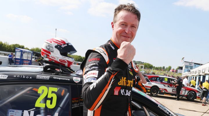Matt Neal thruxton, motorsport blog, btcc blog, thehairpinconer, the hairpin corner