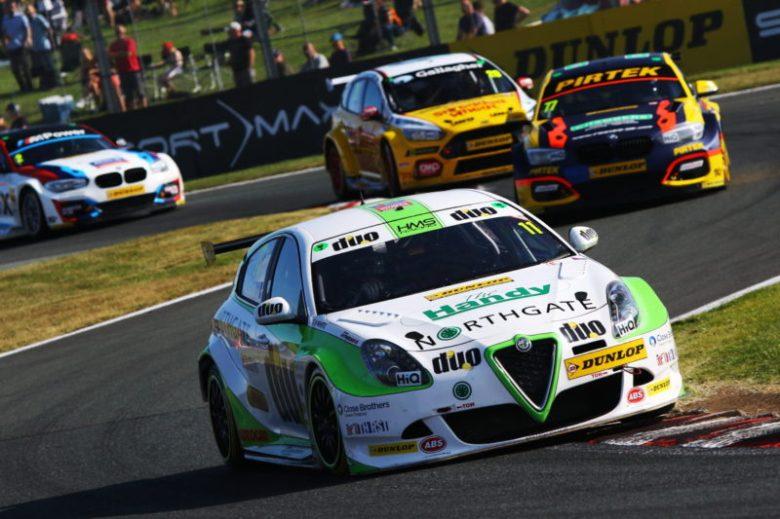 rob austin 2018, alfa romeo btcc, btcc blog, motorsport blog, thehairpincorner, the hairpin corner