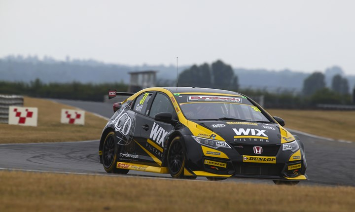 the hairpin corner, btcc blog, jack goff 2019