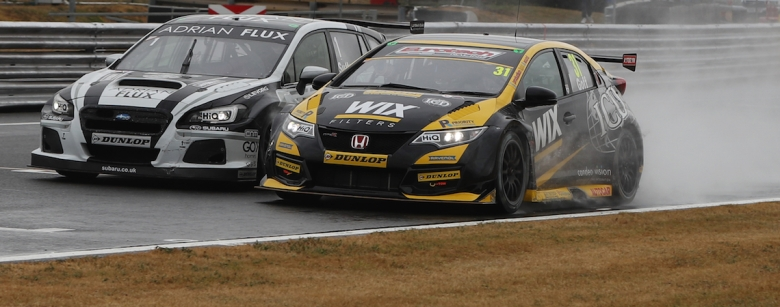 ashley sutton jack goff snetterton 2018, btcc, thehairpincorner, btcc blog